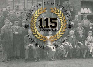 Nijhuis 115 Years