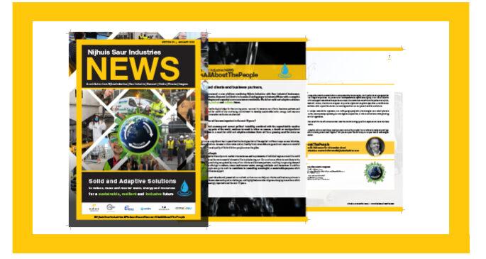 Nijhuis Saur Industries NEWS picture 1