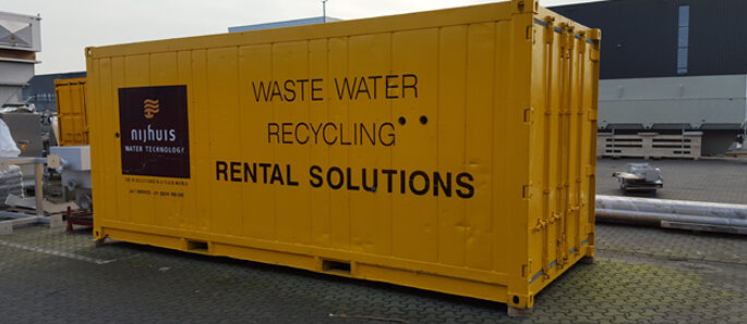 Rental-recycling