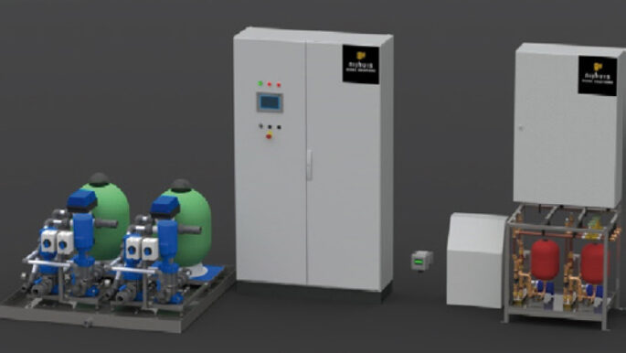 Ozone-system-3D-model